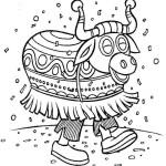Bumba meu boi e mula-sem-cabeça – atividades
