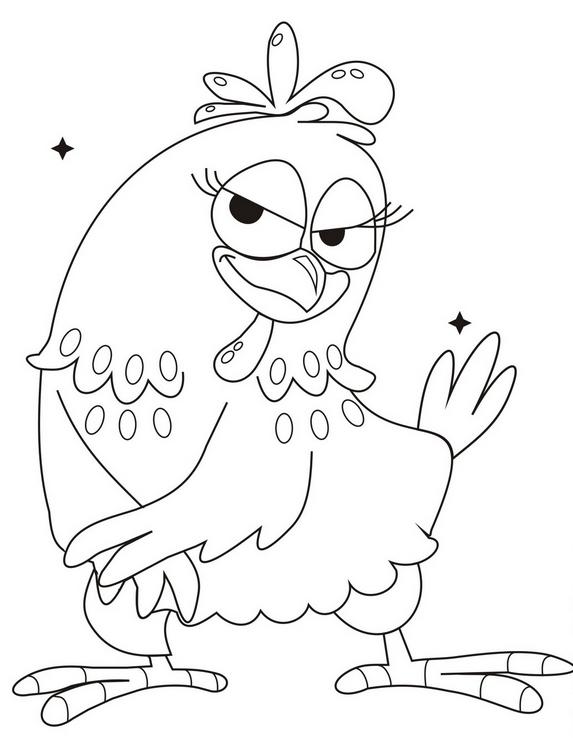 desenhos da galinha pintadinha para colorir atividades pedagógicas
