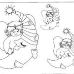 53 150x150 Desenhos dos Símbolos do Natal para Colorir