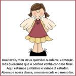 Orações para meninos e meninas