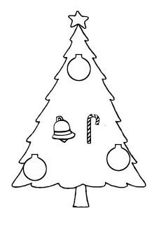 árvore+natal+desenho+colorir+pintar+34