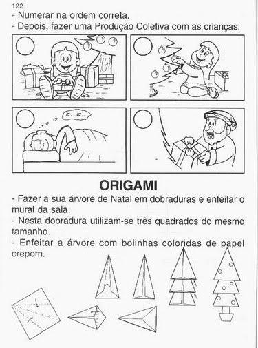 Atividades de alfabetização - tema natal