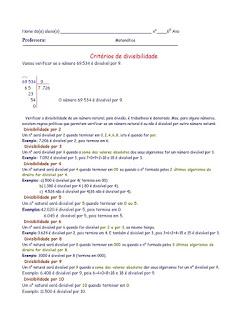 Atividades 6° ano imprimir exercicios provas avaliações (12)