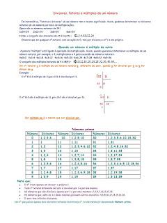 Atividades 6° ano imprimir exercicios provas avaliações (9)