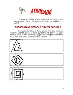 Atividades ARTES ensino fundamental exercicios imprimir (2)