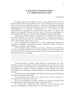 Atividades Educaçao Ensino Religioso 3° 4° 5° anos Fundamental (002)