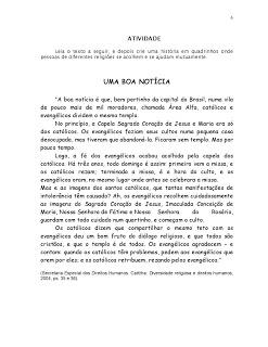 Atividades Educaçao Ensino Religioso 3° 4° 5° anos Fundamental (4)