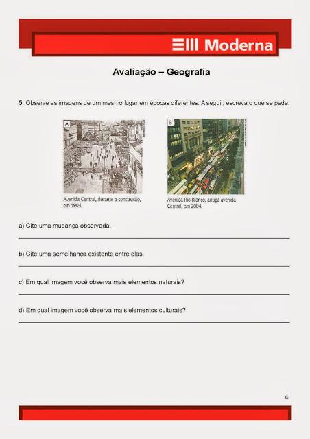 Avaliação prova de Geografia3