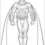 Desenhos Batman para colorir