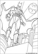 Desenhos Batman Para Colorir Atividades Pedagogicas