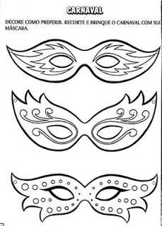 Carnaval atividades e desenhos Espaco Educar (91)