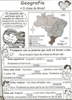 Geografia 3° 4° 5° anos atividades exercícios  imprimir (4)