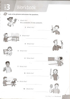 Ingles 6° ano Atividades Exercicios (3)