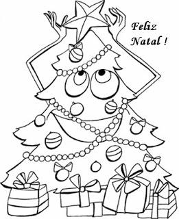 Natal arvores e enfeites194 Árvores de Natal para colorir