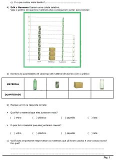 Provas 1° ano Testes avaliações   atividades alfabetização  imprimir (18)