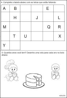 Provas 1° ano Testes avaliações   atividades alfabetização  imprimir (2)
