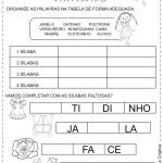 atividade do livro abonequinha preta alfabetizacao silabas 150x150 ATIVIDADES PARA A PÁSCOA