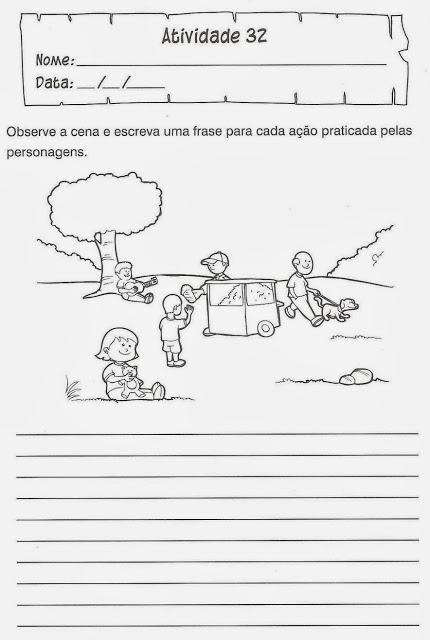 atividades portugues complete