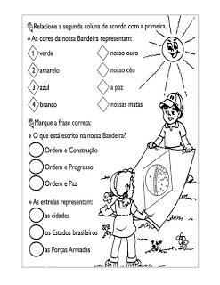 dia da bandeira atividades e desenhos colorir30