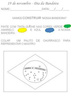 dia da bandeira atividades e desenhos colorir31