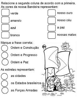 dia da bandeira atividades e desenhos colorir43