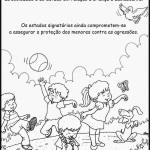 Atividades de Dias das Crianças para imprimir