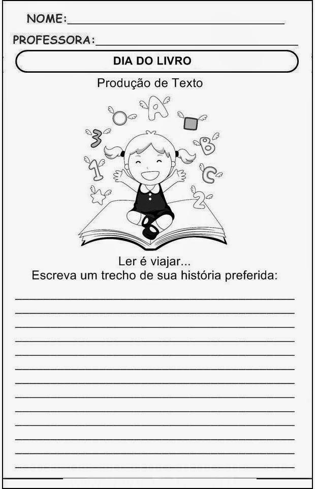 dia do livro atividades escolares (5)