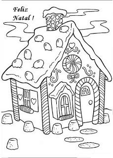 natal atividades desenhos noel neve present rena198