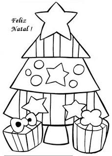 natal atividades desenhos noel neve present rena201