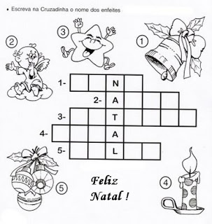 natal atividades desenhos noel neve present rena209