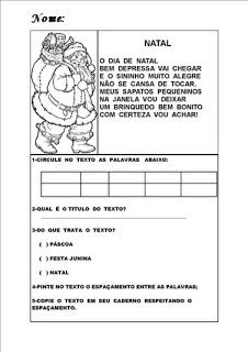 natal atividades desenhos noel neve present rena210