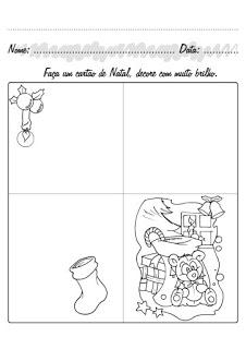 natal+educação+infantil+atividaded