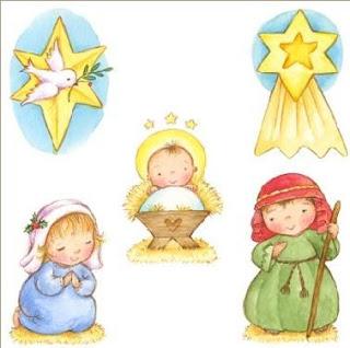 personagens de presépio para montar recortar natal atividade (45)