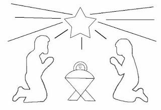 personagens de presépio para montar recortar natal atividade (53)