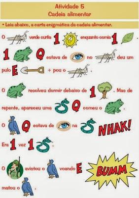 portugues atividades producao de texto