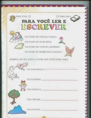 portugues infantil producao de texto