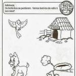 Atividades dia dos animais 4 de outubro
