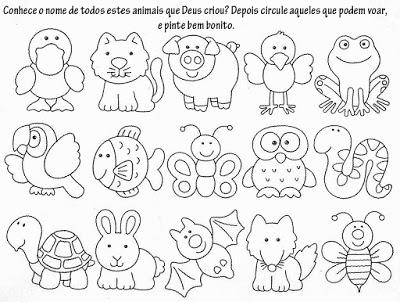 Atividades Dia Dos Animais 4 De Outubro Atividades Pedagógicas