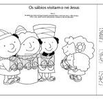 Atividades desenhos para colorir