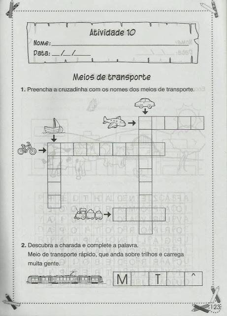 exercicios de geografia ensino fundamental