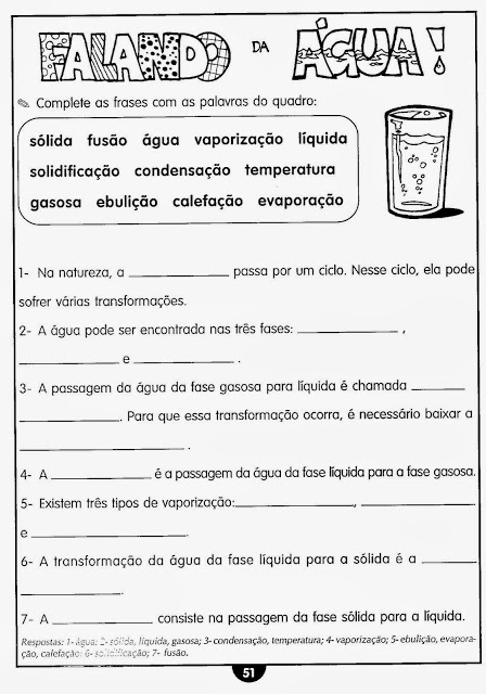 Atividades Sobre 5 Ano Página 3 De 8 Atividades Pedagógicas