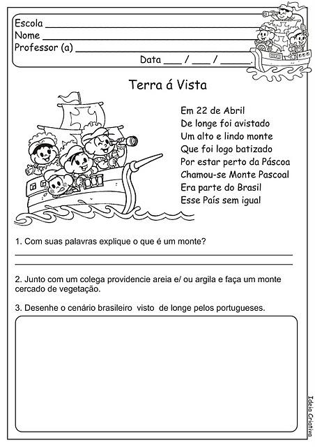 Texto sobre o brasil