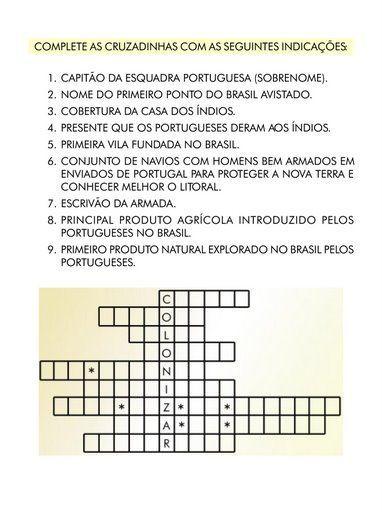 Cruzadas - Descobrimento do Brasil