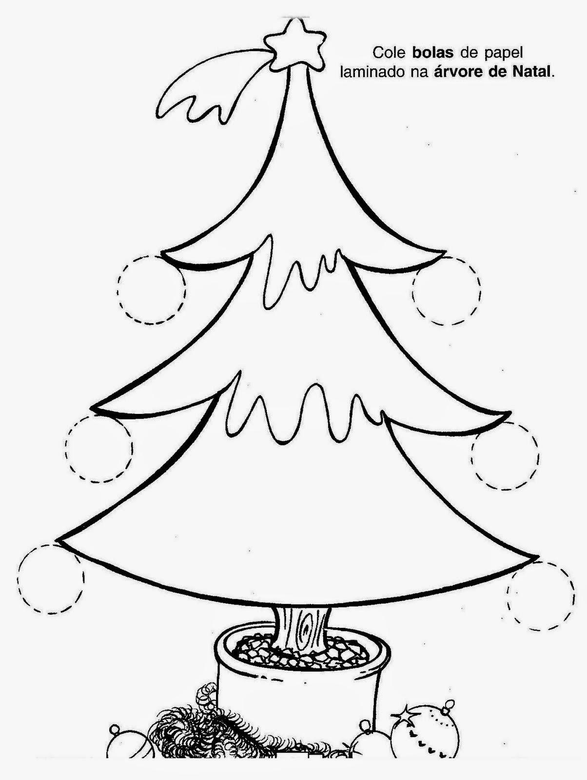 Exercícios Natal colorir e caça-palavras