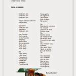 Trem de Ferro Manuel Bandeira – Alfabetização