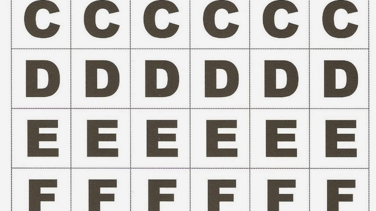 Alfabeto Movel Para Imprimir Atividades Pedagogicas