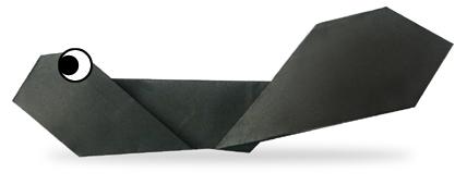 origami da formiga