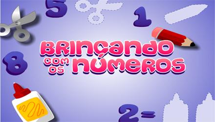 BRINCANDO E APRENDENDO COM OS NUMERAIS - MATERNAL II