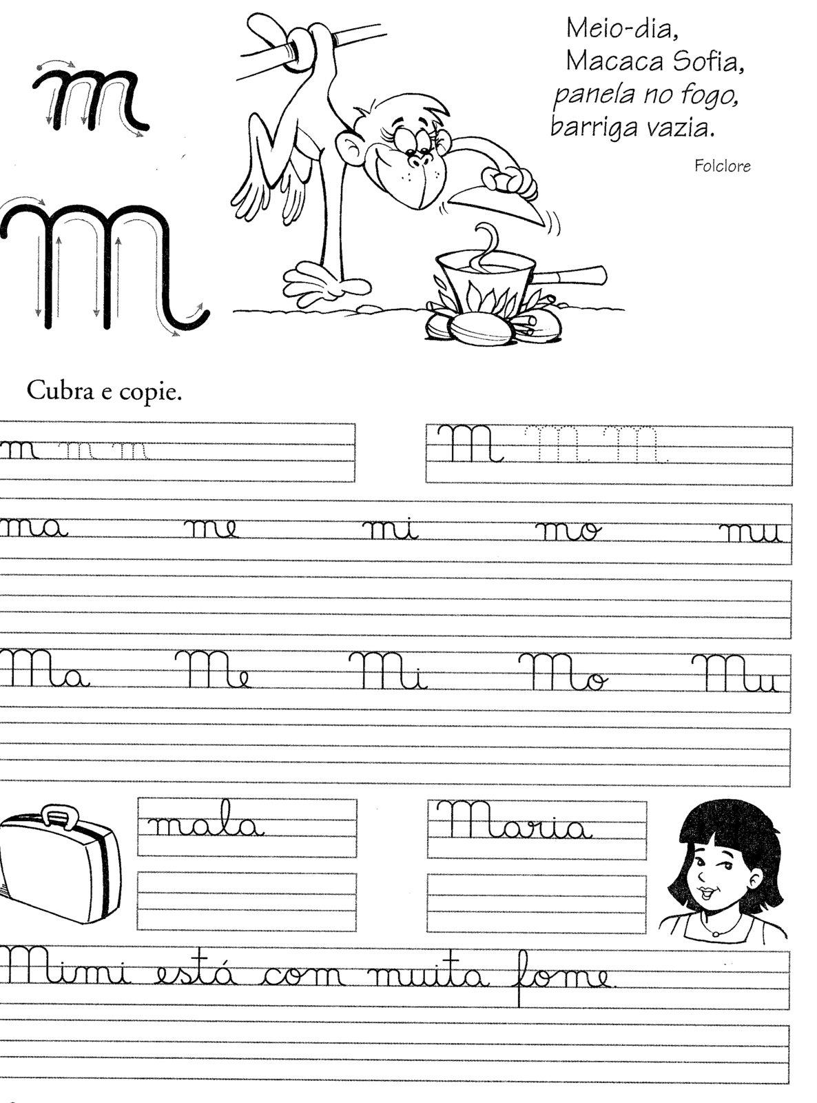 Atividades para trabalhar o nome educação infantil