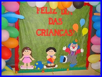 Painel E Mural Para O Dia Das Crianças Imagens
